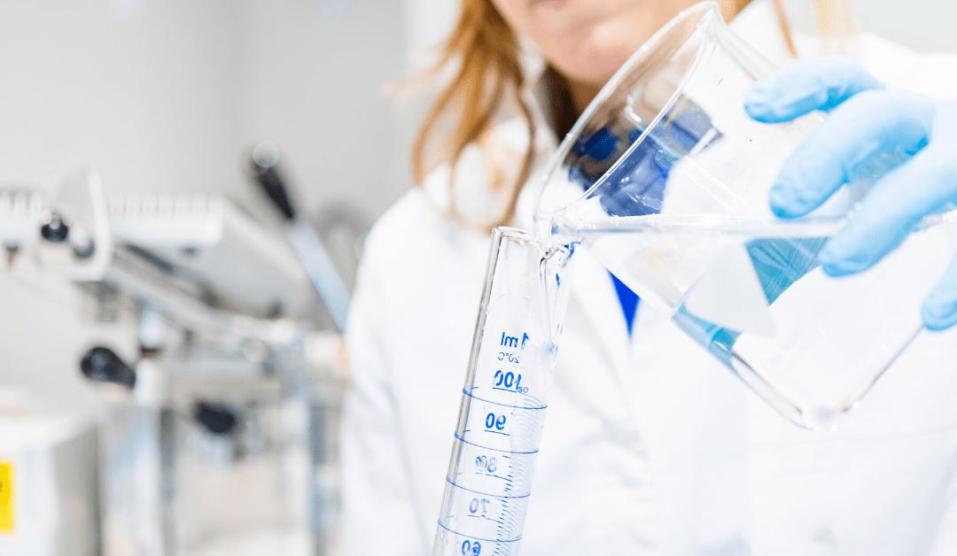 El agua en la industria farmacéutica