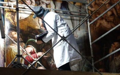 L'aigua destil·lada per a la restauració i conservació d'obres d'art